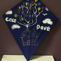Cece Dove Kite